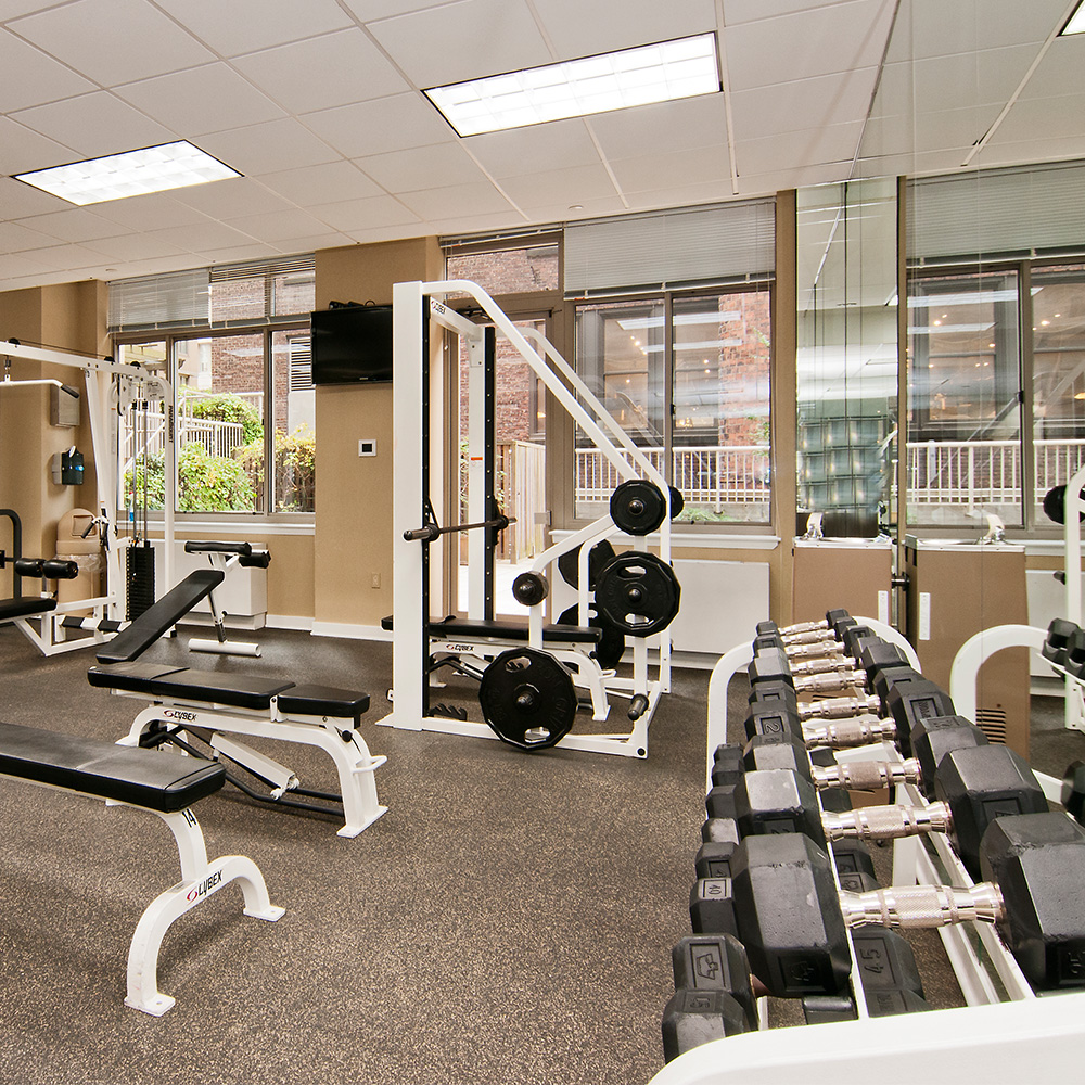 Chelsea centro fitness center weights 1000x1000
