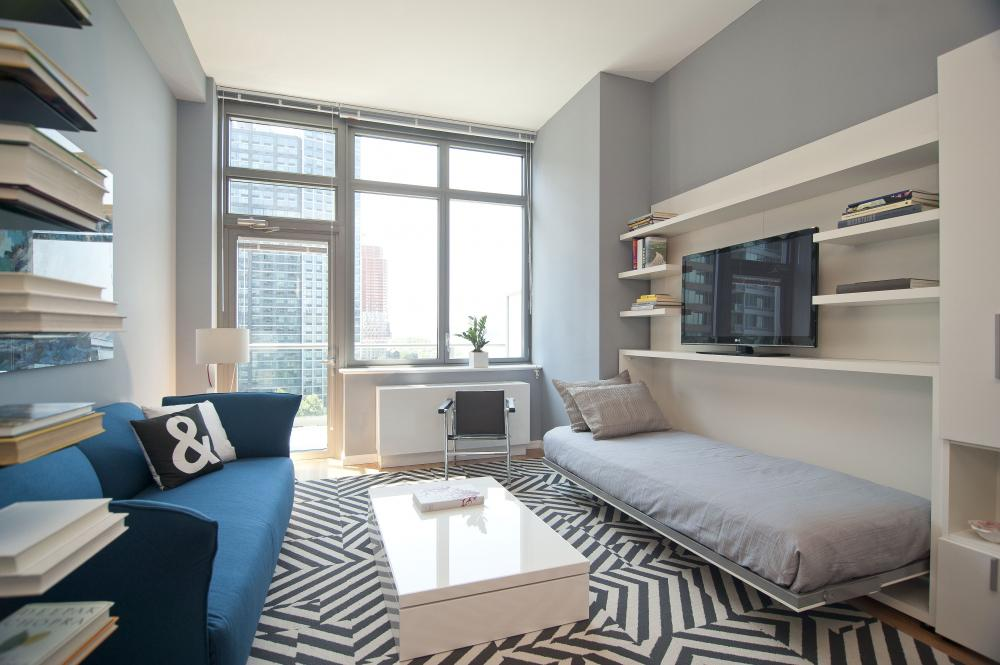 nyc apartments: long island city 3 bedroom apartment for rent