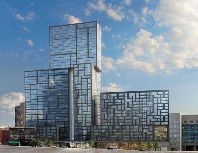 606W57 Construction Loan for TF Cornerstone