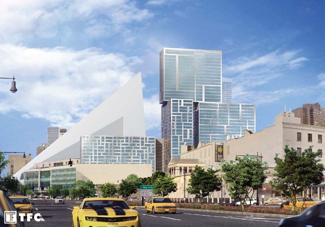Hell s kitchen continues to sizzle 606w57 on the way ny for Hell s kitchen luxury apartments