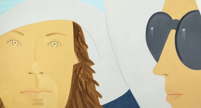 High Line Art and Whitney Museum Bring Alex Katz Art to Meatpacking NY Rooftops