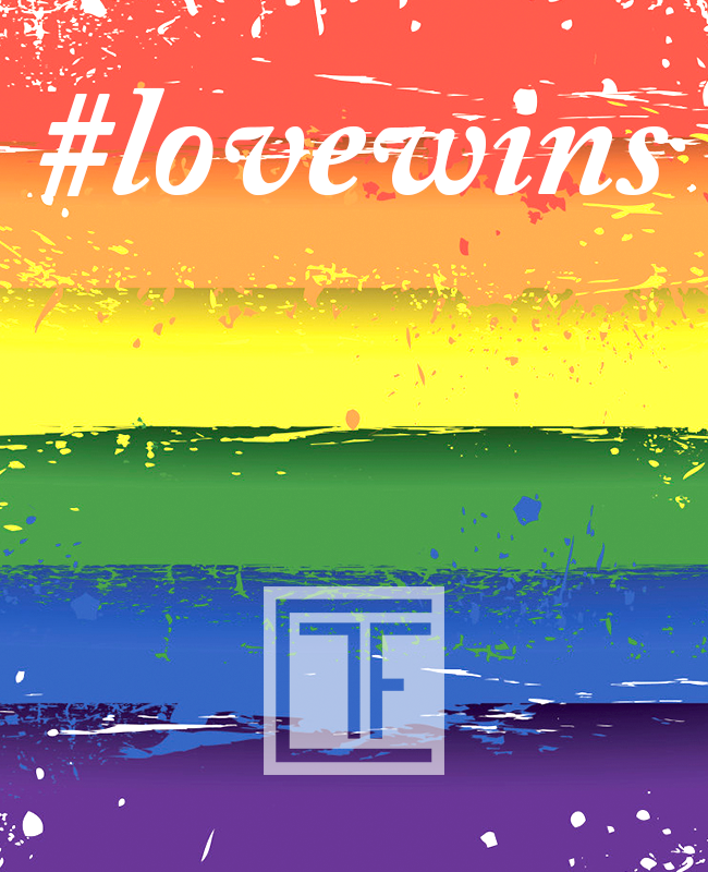 Marriage Equality upheld by SCOTUS. #lovewins