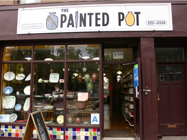 Make Paint Your Own Pottery Nyc