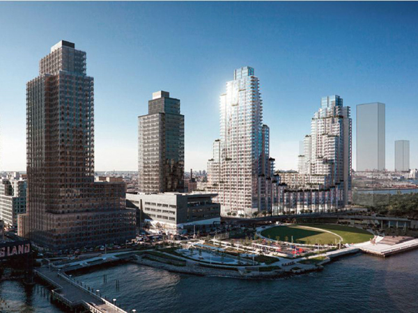 Hunters Point South Phase II Rendering