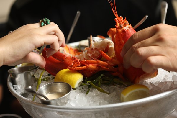 Blue Water Grill NYC: Fresh Seafood in the Heart of Union ...