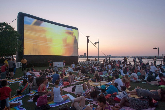 This Year's Best NYC Summer Film Series for Free Outdoor ...