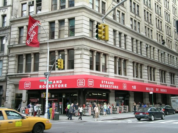 The strand bookstore nyc where you can read for miles for Online shopping sites in new york